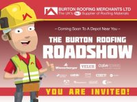 Thumbnail image for #SSR2ontour with Burton Roofing
