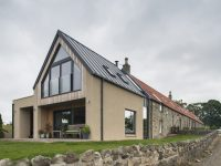SSR2® creates a contemporary contrast for old farm extension