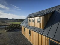 SSR2 Roof provides ideal alternative to Zinc for Holiday home