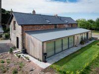 Catnic raises the roof on Manor farm house