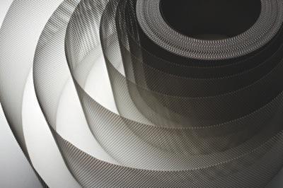 acier inoxydable rouleaux de mailles grille anti. Black Bedroom Furniture Sets. Home Design Ideas