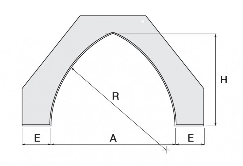 Gothic Arch 2D