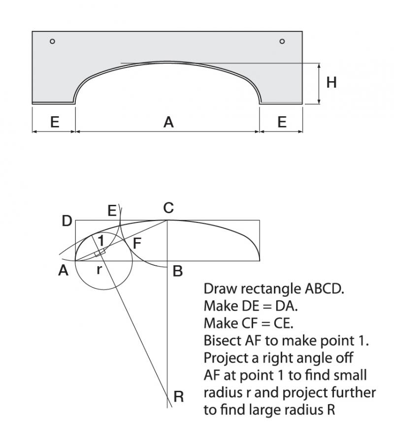 Parabolic Arch 2D