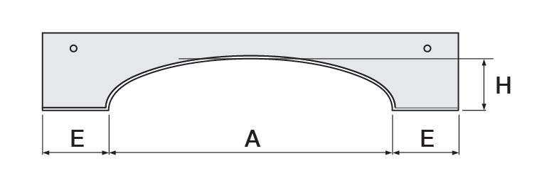 Elliptical Arch 2D