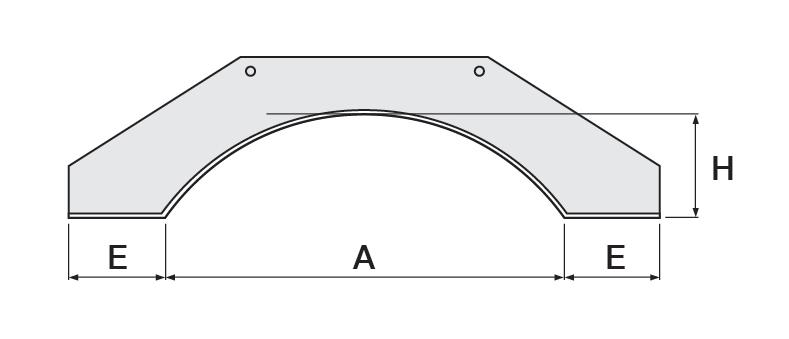 Segmental Arch 2D
